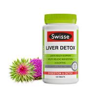 【网易考拉】【改善胃胀气,维持肝及消化健康】Swisse护肝片120片/瓶