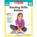 Scholastic Study Smart: Reading Skills Builder K2 学乐聪明学习系列练习册K2:阅读技巧(Ages 5-6)ISBN 9789810713782