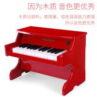 【支持礼品卡】女孩男孩宝宝玩具迷你儿童钢琴木质小电子琴初学者1-3岁j2o