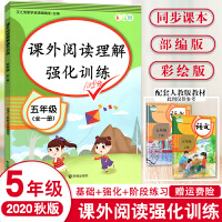 课外阅读理解强化训练五年级语文阅读理解训练人教部编版