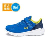 【儿童节2.5折价:64.8】361度童鞋中大童运动鞋冬季男童跑鞋新款青少鞋子 N71843514