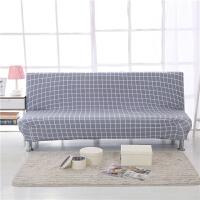 包沙发罩无扶手折叠沙发床套双人沙发套盖沙发垫弹力通用J 150~190cm范围均可