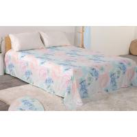 凉爽竹纤维床单舒适好用软凉席老粗布柔软滑爽双人加厚裸睡床单 230cmx250cm