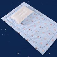 婴儿床床垫四季通用 新生儿童棉垫被床褥 幼儿园宝宝铺被小褥子T