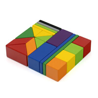 儿童磁力积木男孩女孩益智玩具婴幼儿启蒙磁力片拼搭积木 k9i
