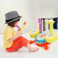 儿童玩具女孩男孩益智多功能女童1-3-6岁生日周岁礼物架子鼓婴儿