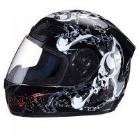 坦克头盔 T112摩托车头盔高档盔骑士全盔赛车电动车头盔