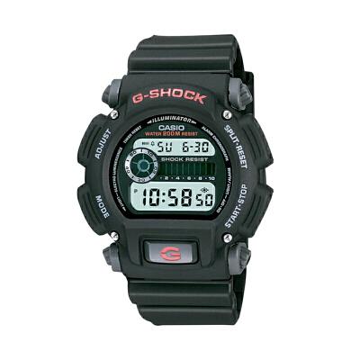 【网易考拉】Casio 卡西欧 G Shock系列 男女通用款手表 DW9052-1VCG(请注意:收货人姓名号码必须真实且对应,否则订单会被取消)
