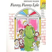 Funny, Funny Lyle 有趣的鳄鱼莱尔 9780395602874