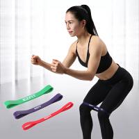 健身房力量训练拉力带瘦腿阻力带弹力带深蹲健身田径训练拉力圈