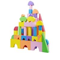 儿童海绵泡沫积木幼儿园可啃咬新年礼物游乐园软积木玩具