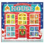 【预订】Adventivity House活动房子 英文原版儿童趣味互动读物