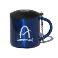 野乐CAMPINGACE双层登山小钢杯ARC-156-13保温保冰不锈钢运动水杯
