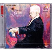 正版 肖邦夜曲全集 鲁宾斯坦 钢琴曲 2CD 古典音乐 企鹅三星带花