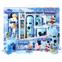 迪士尼(Disney)DM0009-5A文具礼盒套装/小学生学习用品套装/生日礼包12件豪华大礼包蓝色 当当自营