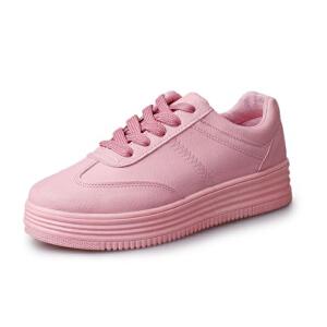 O'SHELL欧希尔新品115-C-7020休闲平底女士板鞋