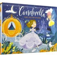 【首页抢券300-100】Fairy Tale Pop-Up Book Cinderella 经典童话立体书 灰姑娘 英