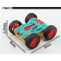 新奇创意惯性回力双面翻斗车滑行玩具小礼品