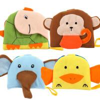婴儿立体宝宝布书玩具儿童撕不烂安抚早教玩具0-1-3岁可水洗