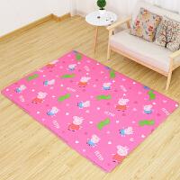 Peppa Pig 小猪佩奇宝宝爬行垫PVC加厚婴儿客厅泡沫地垫客厅家用双面爬爬垫