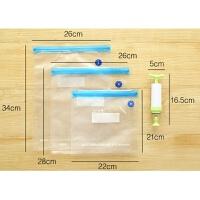 真空包装可再用密封袋中小大号具备连抽气泵配低温慢煮机