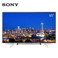 索尼(SONY)KD-65X7500F 65英寸 4K HDR 超高清安卓智能网络液晶平板电视