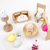 创意礼物可爱小动物解压玩具减压球解压发泄舒压捏捏乐摆件