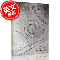 现货 异形契约:大卫手稿 英文原版 Alien Covenant: David's Drawings 异形契约外星生物艺