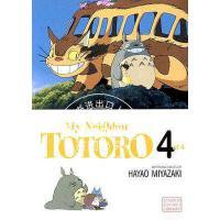 现货 My Neighbor Totoro Film Comic, Vol. 4 英文原版 我的邻居龙猫 进口漫画