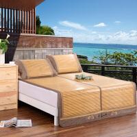 伊迪梦家纺 竹席 反面藤席双面可用 环保舒适 1.5m/1.8米双人床AN809