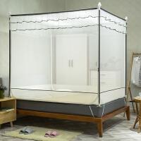 蚊�と��_�T方�拉�加密支架1.5米1.8m床加厚防摔�p人家用