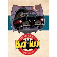 【预订】Batman: The Golden Age Omnibus Vol. 2