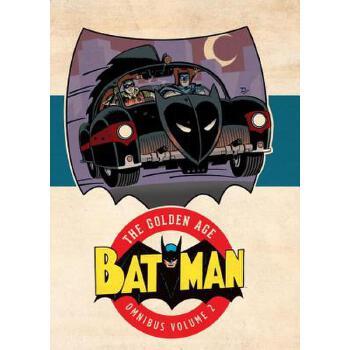 【预订】Batman: The Golden Age Omnibus Vol. 2 预订商品,需要1-3个月发货,非质量问题不接受退换货。