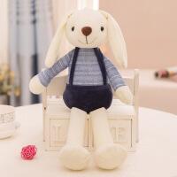 20180702105930030可爱韩国垂耳兔公仔睡眠玩偶安抚软妹小兔子婚庆毛绒娃娃儿童玩具 1.1米(随机送一只)