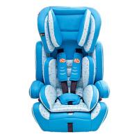 文博仕正品儿童安全座椅宝宝婴儿汽车座椅9个月-12岁可选配isofix h3y