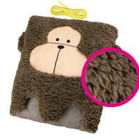 伊暖儿 宠・爱USB暖脚宝电暖鞋保暖脚垫(简洁版猴子)