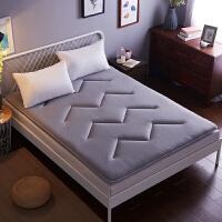 床垫子榻榻米加厚透气床褥垫被学生宿舍单人双人2米1.8m1.5
