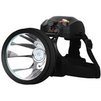 强光远射led户外头灯充电夜钓头戴式锂电手电筒防水