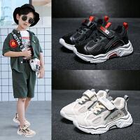 儿童篮球鞋秋季男童小学生中大童运动鞋休闲鞋儿童鞋