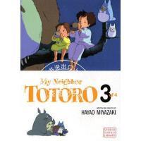 现货 My Neighbor Totoro Film Comic, Vol. 3 英文原版 我的邻居龙猫 进口漫画