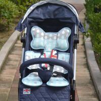韩国Pogmang婴儿童宝宝推车坐垫凉席垫子夏天季安全座椅3D通用 Small rain 现货 其它