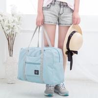 手提旅行包拉杆包行李袋旅游短途单肩包防水折叠袋大容量收纳袋旅游收纳包单肩包 其他尺寸
