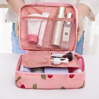 ins化妆包小号便携韩国简约可爱旅行大容量多功能收纳包