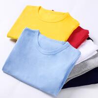 男童t恤长袖纯棉儿童打底衫新款宝宝打底衫圆领上衣