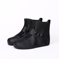户外男女雨防水防雨鞋套下雨天学生儿童防滑加厚耐磨鞋套