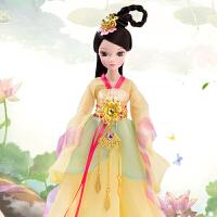 古装七仙女换装洋娃娃可儿娃娃公主女孩宝宝玩具生日礼物