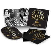 正版 歌剧金曲100首 OPERA GOLD 100 GREATS TRACKS 6CD 帕瓦罗蒂