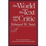 【预订】The World, the Text, and the Critic