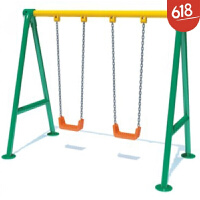 幼儿园户外秋千儿童组合秋千滑梯大型秋千架玩具户外游乐设备