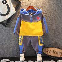 童装男童套装儿童秋季运动两件套宝宝春秋休闲服